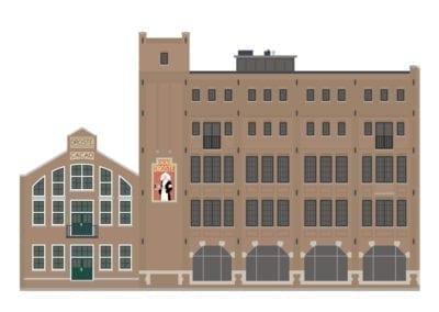 Droste fabriek