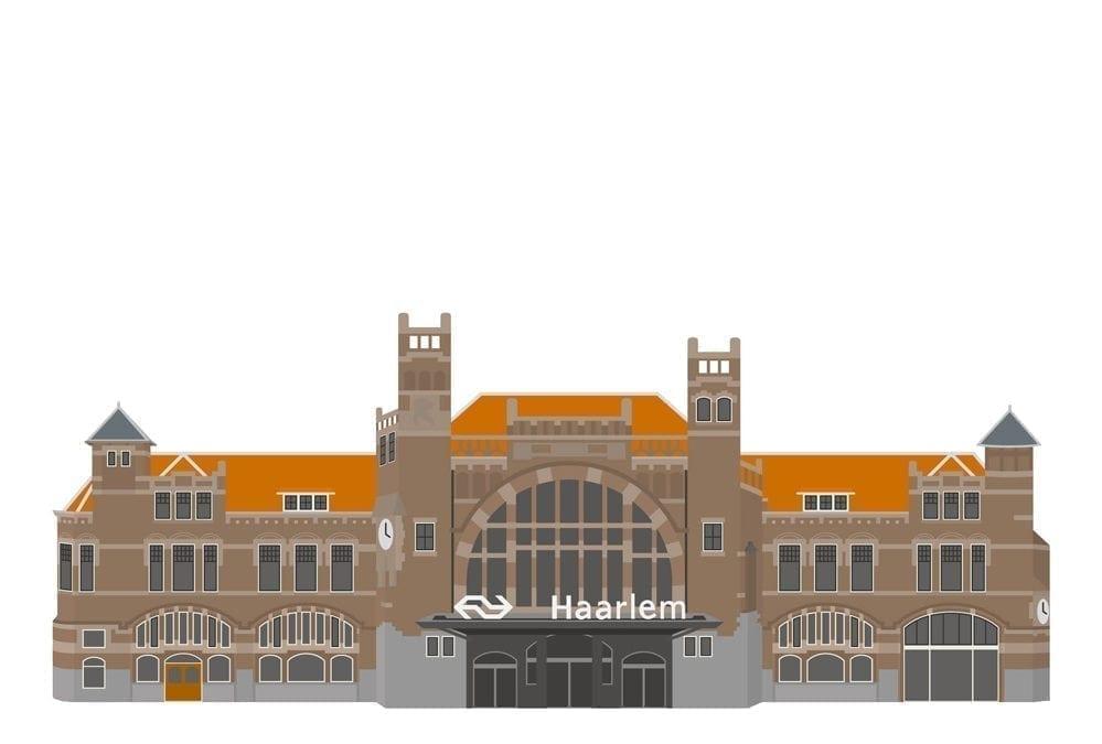 Centraal Station Haarlem