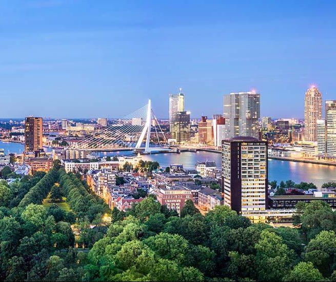 Wooncadeaus Rotterdam in de spotlight!